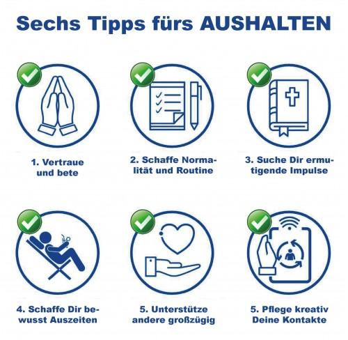 6 Tipps
