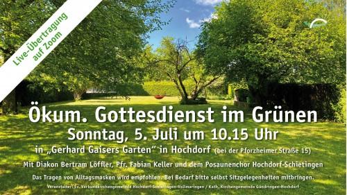 050720 Ök Godi im Grünen Anzeige